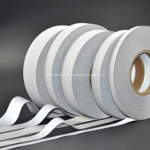 Cinta de etiqueta de cinta de tafetán de nylon impresa