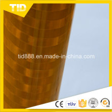 Solid Yellow Retroreflective Tape Comply with Fmvss 108 for Trailer