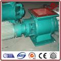 Válvula giratória elétrica de aço carbono industrial