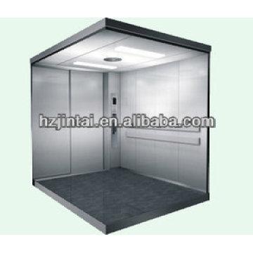 Hangzhou OTSE en acier inoxydable Passager Ascenseur / Ascenseur