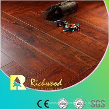 Commercial 8.3mm AC3 Embossed Elm V-Grooved Laminate Flooring