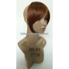 fringe wig /hair bangs, hair fringe /solt,shine ,tangle free