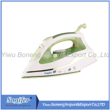 Electric Steam Iron Mi533 Electric Iron with Ceramic Soleplate (Green)