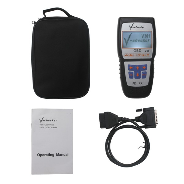 V-CHECKER V301 OBD2 Code Reader