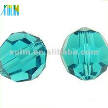 2012 Atacado Moda AAA Grade De Vidro De Cristal Bola Redonda Beads 5000 #