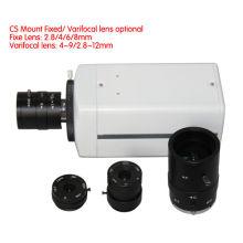 H.264 2.0 Megapixel Wireless Box Ip Camera Support (1600*1200)& Hd 720p(1280*720) Hd Cctv Cameras