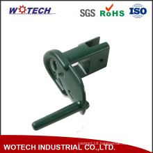 Powder Coating Casting Window Parts