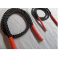 Corde de combat de corde d'entraînement de CrossFit