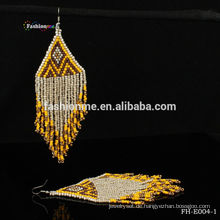 Mode Design kostenlos Samenperle hängende Ohrringe