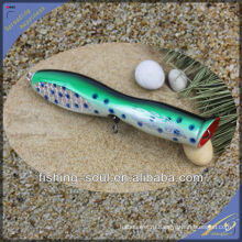 WDL013 21см 90г идеальное Качество искусственная Морская деревянные рыболовные приманки