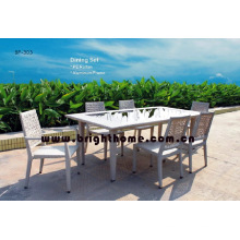 Wicker Furniture Outdoor Module Sofa Restaurant Furniture