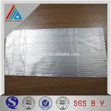 Película de superficie impermeabilizante de betún de poliéster metalizado