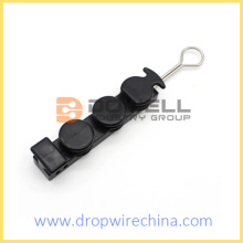 S Fix Drop Clamps สายไฟ