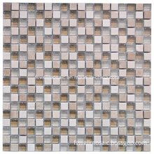Decoration Materials Wall and Floor Tile Glass Mosaic