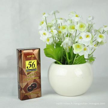 Boîtes à la truffe au chocolat, boîtes de chocolat vides, boîtes de chocolat personnalisées