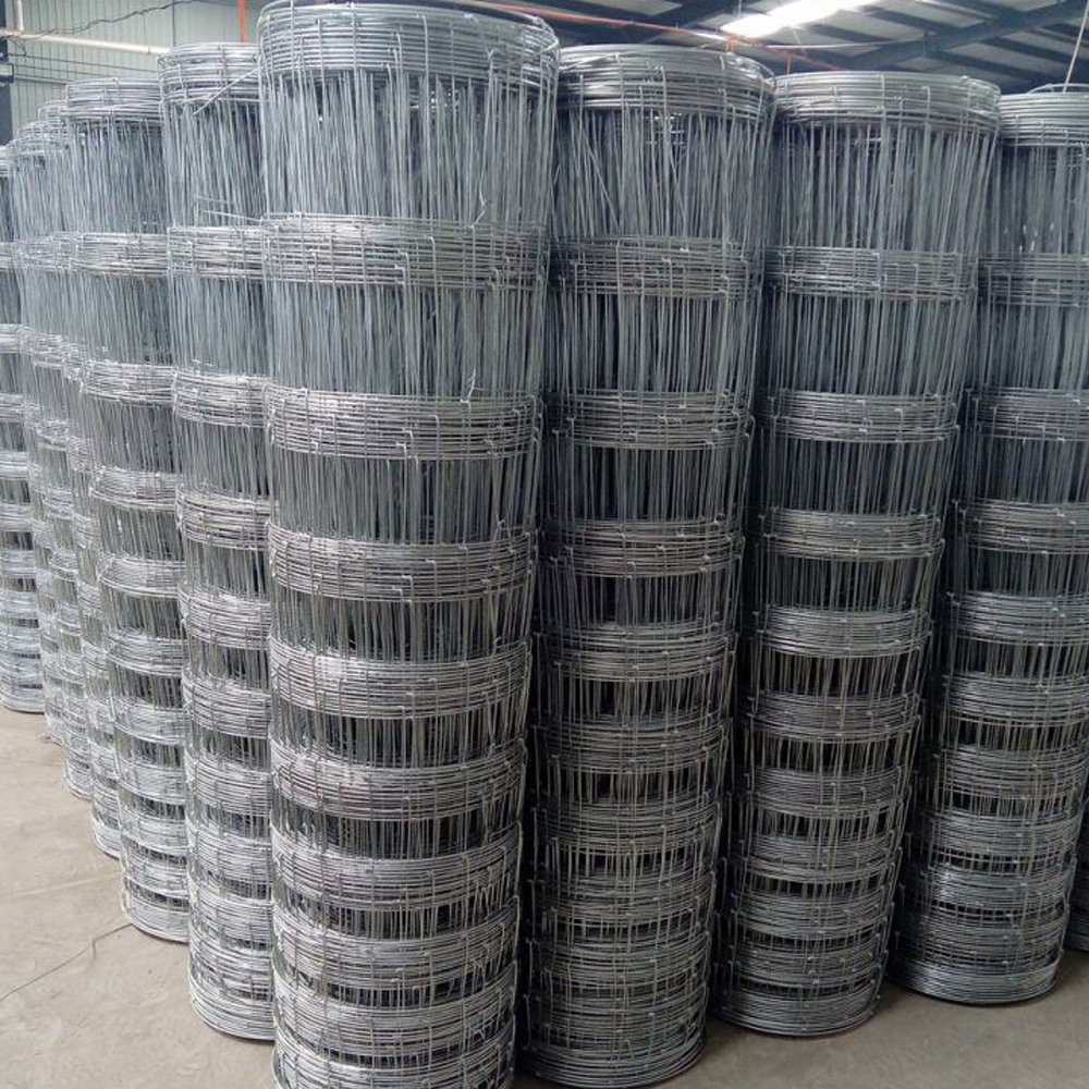 High Tensile Woven Field Fence for Cattle China Manufacturer