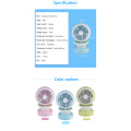 Mini USB Elektrische Hand Brushless BBQ Fan
