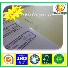 Горячего расплава желтый 40г базовый выпуск бумаги