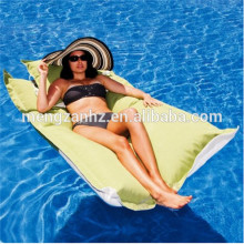 High quality outdoor floating beanbag swimming pool beanbag