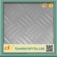 Tapis anti-glissement en PVC coloré de haute qualité