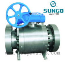 Trunnion Gear Ball Valve (SUGO NO. 501)
