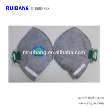 Activated Carbon Filter Gas Mask for odour removing
