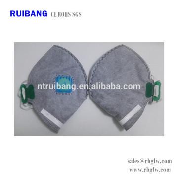Активированный фильтрующий противогаз углем для удаления запаха