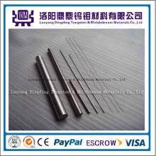 Precio de fábrica 99.95% varas de tungsteno puro en venta