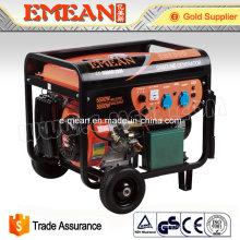 Gerador elétrico da gasolina do uso da casa do acionador de partida 2016 com CE