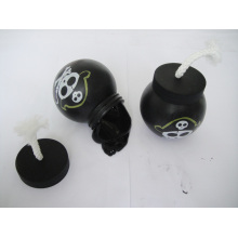 Black Pirate Putty Toy Magic Bomb Slime