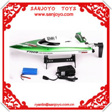 High speed racing boat FT009 hobby model 4CH yacht 30km/h 2.4g rc speed boats for sale (water cooling system) rc trucks boat tra