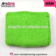 Moda barata personalizado niños sweatbands