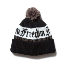 Custom Fashion Jacquard Knitted Hats