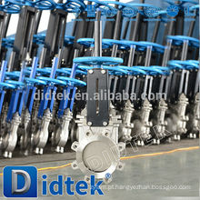 Didtek Stainless Steel Lug Type Knife Gate Valve