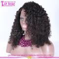 100% Cheveux Vierges Brésiliens Afro Crépus Bouclés Full Lace Wig Naturel Pas Cher Naturel Bouclés Cheveux Bouclés