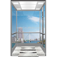 Decorative Panorama Cheap Small Passenger Elevator