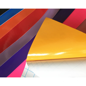 Super Glossy dan Matte Cutting PVC Color Vinyl