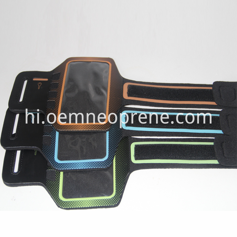Neoprene Armband Bag