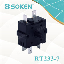 Interruptor rotativo do fogão de Soken