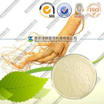 Extrait de racine de ginseng Panax d'extrait gratuit de Dadix