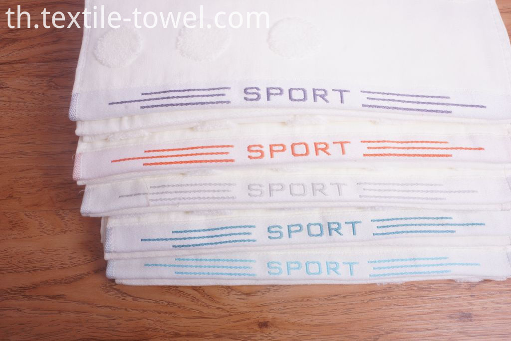 Embroidered Golf Towels