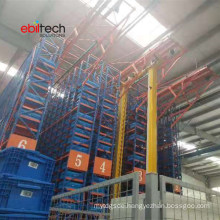 Ebil Warehouse Asrs Automatic Storage Racking System