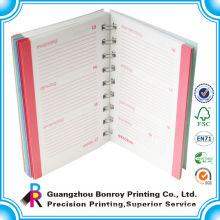 printing cheapspiral telephone address book