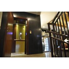 XIWEI lujo vista panorámica / ascensor de la casa de cristal panorámico, precio de Villa ascensor barato de fábrica de China