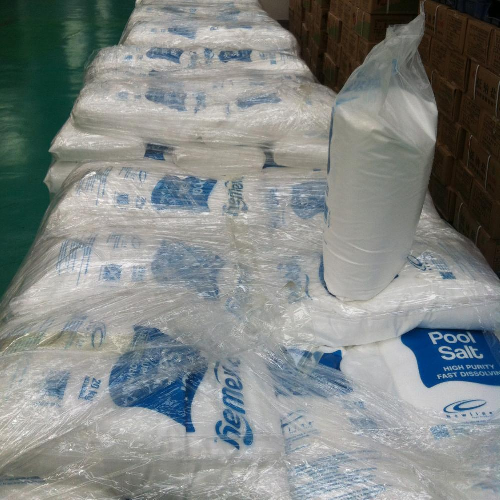 Pool Salt In Bags