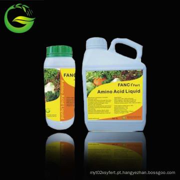 Aminoácido Orgânico de Fertilizantes Líquidos