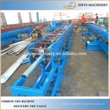 Regen Rohr Walze Formmaschine / Wasser Rinne Walze Formmaschine