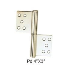Quincaillerie de meuble Accessoire Cabinet Porte Charnière en fer