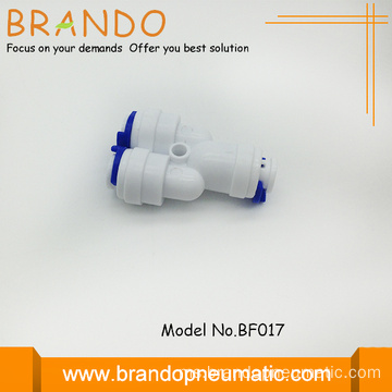 RO Water Purifier Pom pemasangan Two Way Splitter