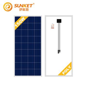 polycrystalline solar panel price 150 watt